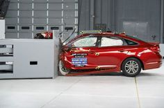 2015 Hyundai Sonata Named IIHS Top Safety Pick!!