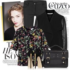 Sem título #1363 by bellerodrigues on Polyvore featuring moda, Diane Von Furstenberg, Belstaff, Brian Atwood, Accessorize and 3.1 Phillip Lim