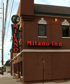 milano inn! downtown indianapolis, IN.  amazing food - loved working here in high school