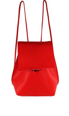 Red Backpack from ascot   hart
