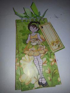 prima dolls stamp