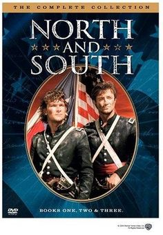 North and South (1985) Drama History 8.1   Two friends, one northern and one southern, struggle to maintain their friendship as events build towards the American Civil War.