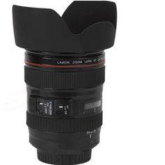 Guess what, this is not a lens but a coffee cup. $26.69