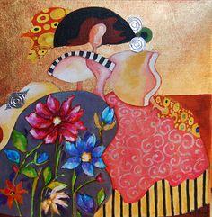 266 best images about Meninas on Illustrations, Art Girl, Folk Art, Decoupage, Character Design, Diy Crafts, Sculpture, Texture, Disney Princess