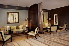Trump Ocean Club Lobby #hoyos #contemporary #furniture #designerfurniture