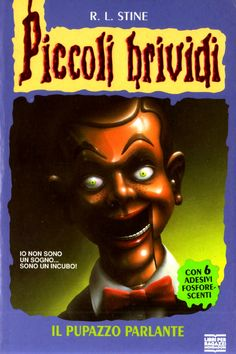 Piccoli Brividi 07 - Il pupazzo parlante (Night of the Living Dummy)