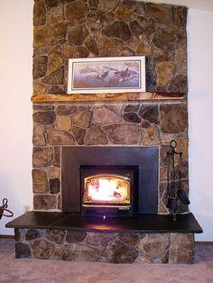 fireplace ideas on Pinterest