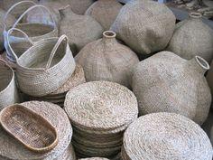 Bulawayo baskets