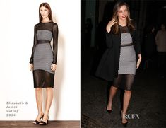 Miranda Kerr In Elizabeth and James - Out In New York City
