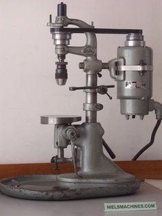 G. Boley Sensitive Precision Drilling Machine BE 2