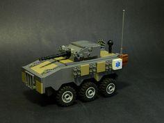 cool lego tank