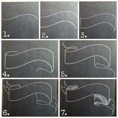 chalkboard drawings tutorial - Google Search