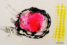 "Saatchi Art Artist Paul Megens; Painting, ""the split second"" #art"