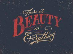Typography Mania #243 | Abduzeedo Design Inspiration