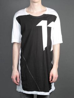 BORIS BIDJAN SABERI 11 T-SHIRT - ANTONIOLI OFFICIAL WEBSITE #fashion