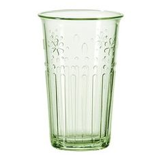 KROKETT glass, light green Volume: 13 oz Volume: 38 cl