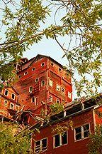Kennecott Mill Photo