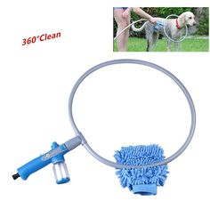 Glantop cat All-around Washer Ring for Dog Cat Rabbit Quick Easy Cleaning Grooming * Don't get left behind, see this great  product (This is an amazon affiliate link. I may earn commission from it)