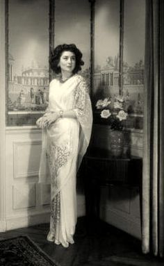 *****  Niloufer Farhat Begum Sahiba (b January 4, 1916) was one of the last princesses of the Ottoman Empire. She was married to the second son of the last Nizam of Hyderabad in India Moazzam Jah. She was judged one of the 10 most beautiful women in the world. She died in Paris on June 12, 1989. - ♥ Rhea Khan