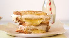 ... on Pinterest | Grilled Cheeses, Grilled Cheese Sandwiches and Paninis