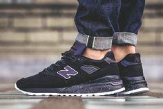 New Balance 998 'Black Iridescent' - EU Kicks: Sneaker Magazine