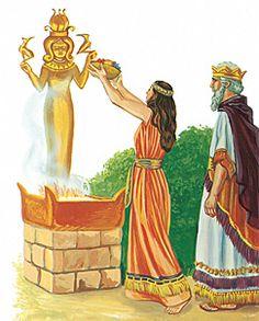 Baibal Tuanbia: Solomon Nih Biakinn A Sak - Jehovah Tehte Hna Web Site