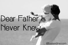 Ben and Me: Dear Father I Never Knew . . .