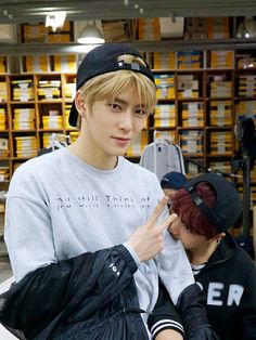 I kid you not, if Jaehyun was my friend I'd be Haechan