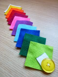 // Apprendre à boutonner //  L'atelier du Lapin Masqué: #DIY Petit atelier pour enfiler des boutons