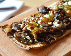 Caponata is an authentic Italian dish of stewed eggplant and other seasonings. Chef John Brandt-Lee of Avalon Restaurant uses crispy flat bread as...