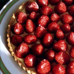 Strawberry Tart Recipe | SAVEUR