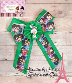 CHILINDRINA HAIR BOW El Chavo Inspired Baby Toddler Girl Teen Adult Big Jumbo Cheer Stacked Hairbow Photo Prop Birthday Cheerleader Ponytail by AccessoriesByMonique on Etsy