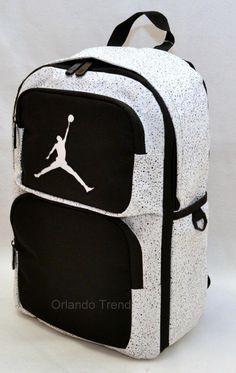 Nike Air Jordan 365 Deuce 14 inch backpack.