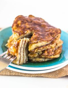 Simple, quick and easy to make. With just 2 ingredients, these pancakes are paleo, gluten-free, dairy free, grain free, and no sugar added. They come together in a few minutes and make the perfect …