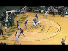 Wright State's Jerran Young Alley-Oop Dunk vs. Eastern Illinois.