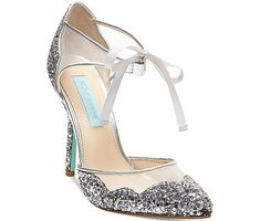 Blue By Betsey Johnson Stela Evening Sandals || Five For Friday: Sparkly  Shoes Under