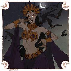 Queen Of The Damned, Real Vampires, Vampire Hunter D, The Vampire Chronicles, Fantasy Tv, Strange Photos, Scott Pilgrim, Demon Girl, The Villain
