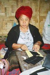 Preparing the colors for WEAVE natural dye products #naturadye #colors #textile #women