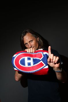 Viggo Mortensen and the Habs - 2 of my favorite things