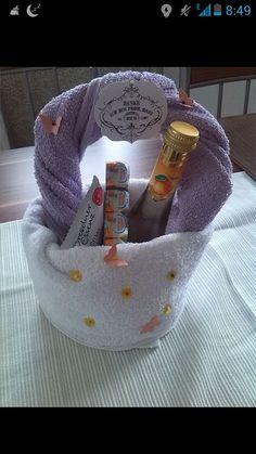 Muttertagskorb