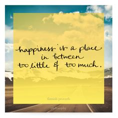 how to find your happy place
