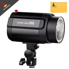 71.42$  Buy now - http://alitrb.worldwells.pw/go.php?t=32228649330 - 110V GODOX 160WS 160W Pro Photography Photo Studio Flash Strobe Lighting Lamp Head 71.42$