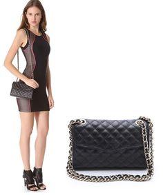 Rebecca Minkoff Quilted Mini Affair Bag.