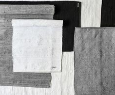 Handwoven Cotton Black Rug Rug Solid Rug Size: Rectangle 170 x Neutral Carpet, Carpet Colors, Beige Carpet, Grey And White Rug, White Rugs, Quality Carpets, Carpet Trends, Cheap Carpet Runners, Diy Carpet