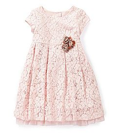Laura Ashley Of London 2T6X Lace Dress #Dillards