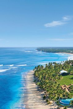 Set on the Dominican Republic's eastern coast, the beaches here are spectacular. Zoetry Agua Punta Cana All Inclusive (Punta Cana, Domican Republic) - Jetsetter