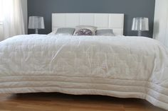 Bedroom @ Coconut White