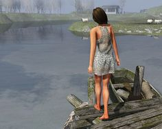 Second Life - 3D Virtual World - avatars