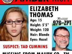 A statewide Amber Alert was issued Tuesday for an endangered missing teen who may be in a car with an armed 50-year-old man, according to the Tennessee Bureau of Investigation.