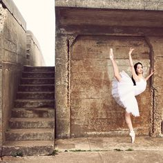 juliet doherty with photoshoot with @Ballet Zaida